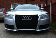 Photo of How to fit an RS6 Grille on a B7 A4, S4 or RS4 (All Mesh – No Filler Plate)