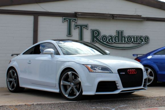 Audi TT-RS Photoshoot
