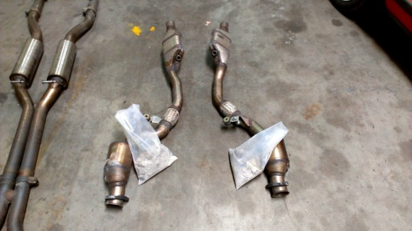 OEM Downpipes