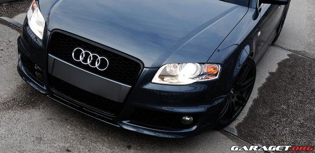 Hofele RS4 Bumper