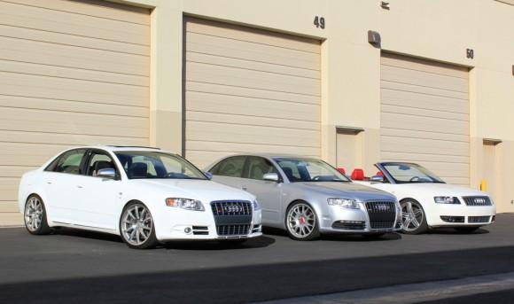 Audi S4 Sedan, A4 Sedan, S4 Cab