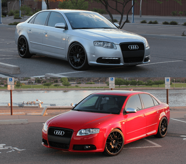 Audi A4 Tires Recommended: Audi A4 Vs S4 - Which Should I Buy?