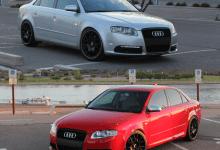 Audi A4 vs S4