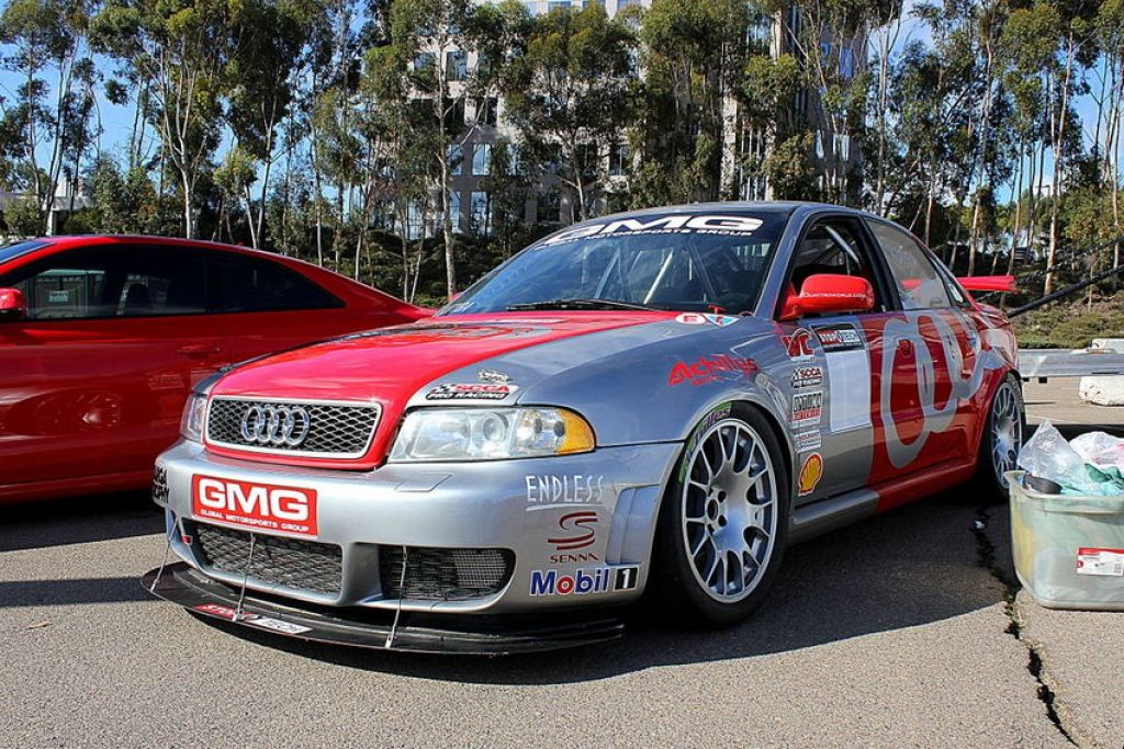 Sophie B5 RS4 Race Car