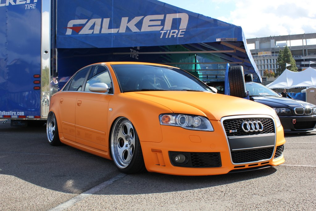 Orange Rotiform RS4