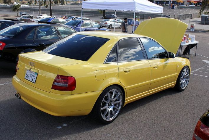 Imola Yellow B5 S4