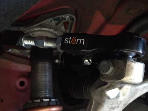Stern Upper Control Arms