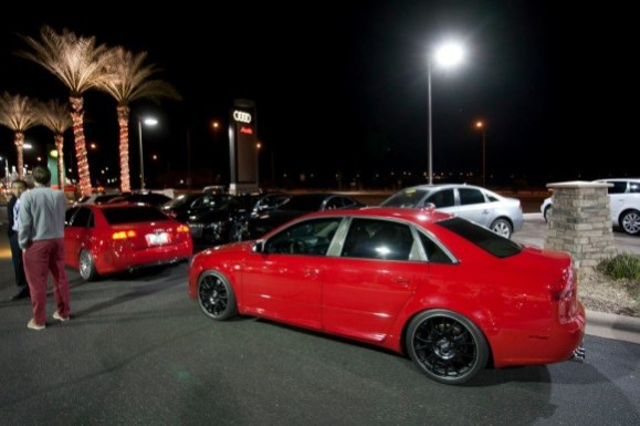 JHM Tuned Audi B7 S4 - Review | Nick's Car Blog