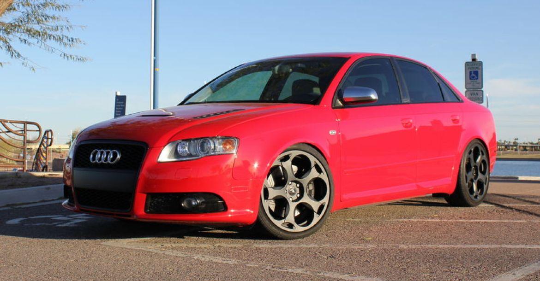 Audi S4 B5 German Style >> OEM Lamborghini Gallardo Wheels on my S4 – New Photos – Nick's Car Blog