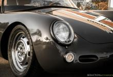 "Photo of Porsche 550 Spyder ""Outlaw"" Replica by Seduction Motorsports"