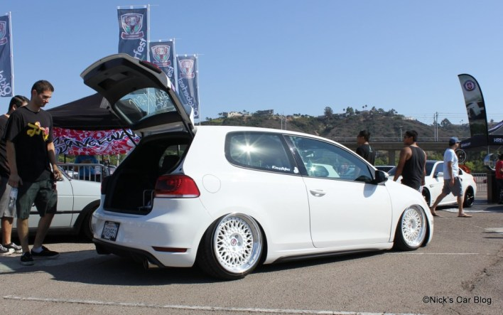 GTI on HRE Vintage Series