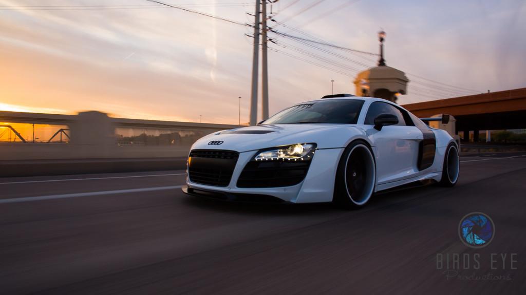 Audi R8 GT850