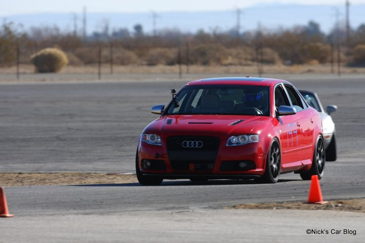 Jan-18-2014-Xtreme Speed Blue Exit_SkidPad CDE_5374-Jan18-14