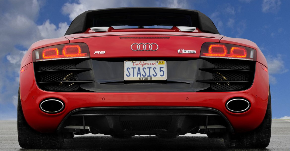 A Fond Farewell To STaSIS Nicks Car Blog - Audi stasis
