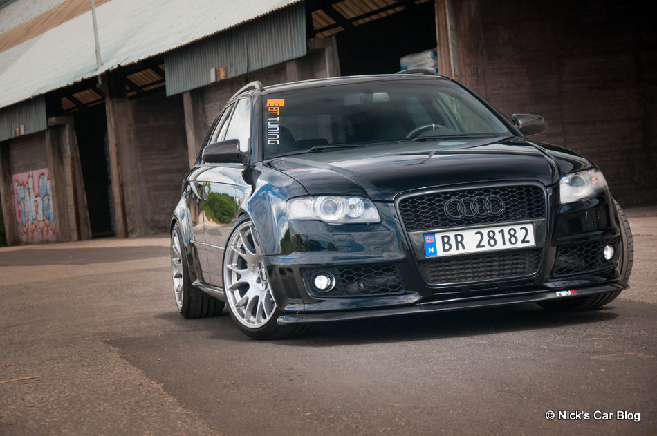 B7 Avant RS4 Conversion