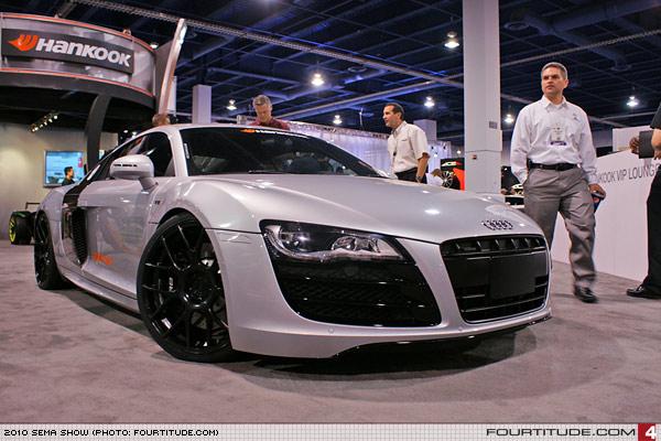 Paul Walker Audi R8