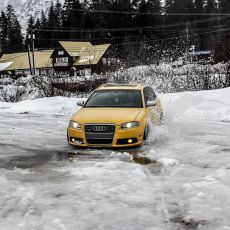 Winter Detailing for your Audi