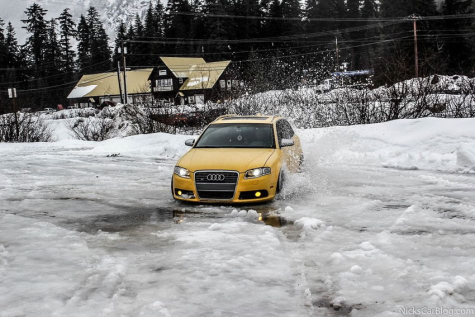Winter Detailing For Your Audi Nick S Car Blog