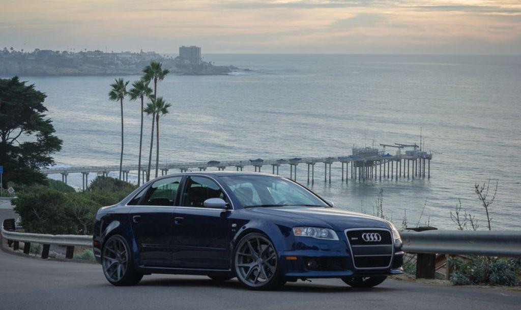 Moyzes Mugello Blue B7 Audi Rs4 Nicks Car Blog