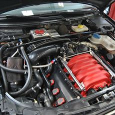 JHM Stage 2 Supercharged B6 Audi S4