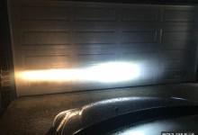 How to Fix Dipped Headlight Error on an Audi | Nick's Car Blog