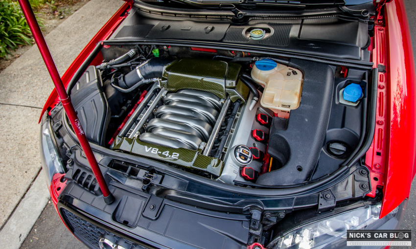Why Should I Clean My Audis Engine Bay Nicks Car Blog