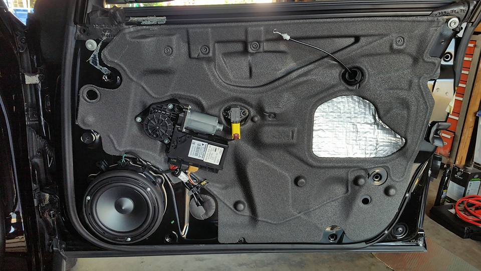 Upgrading Speakers For Non Bose B6 B7 Audi A4 Nick S Car Blog