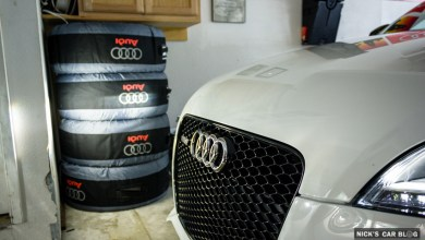 Photo of Audi Branded Wheel Covers (Totes)