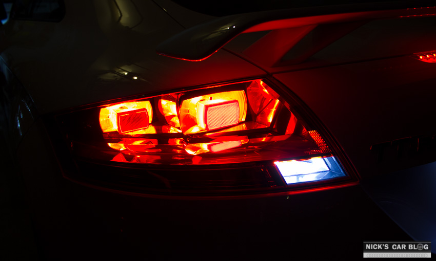 2006-2014 Audi TT Brake Light Replacement & LED Reverse ...