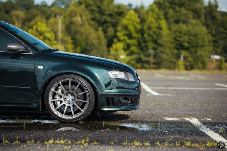 Dan's Cambridge Green B7 RS4 Avant Conversion | Nick's Car Blog