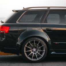 Dan's Cambridge Green B7 RS4 Avant Conversion
