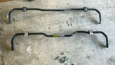 Photo of 034 Motorsport Adjustable Rear Sway Bar Install Guide