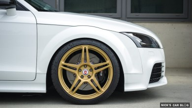 Photo of Photoshoot: HRE P47SC Refinished in Gloss Gold