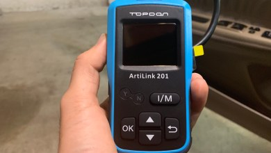 Photo of Topdon OBII Scanner Review