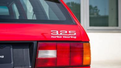 Photo of Rodger's E30 Turbo Touring (Wagon)