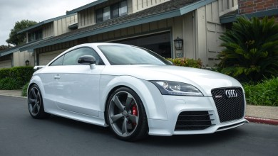 Photo of SOLD: My Big Turbo 8J Audi TTRS