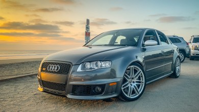 Photo of New to the stable: 2007 Audi RS4