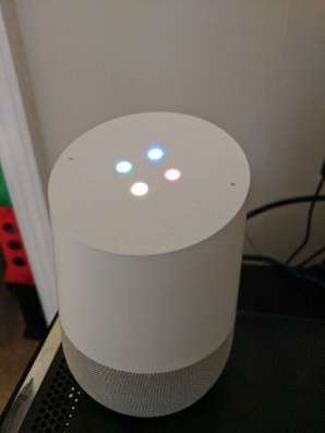 Google Home Lights
