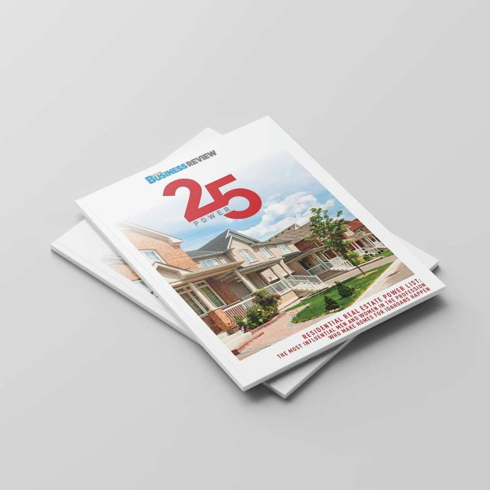 Nick Schlekeway named Idaho Business Review Power 25 in Residential Real Estate