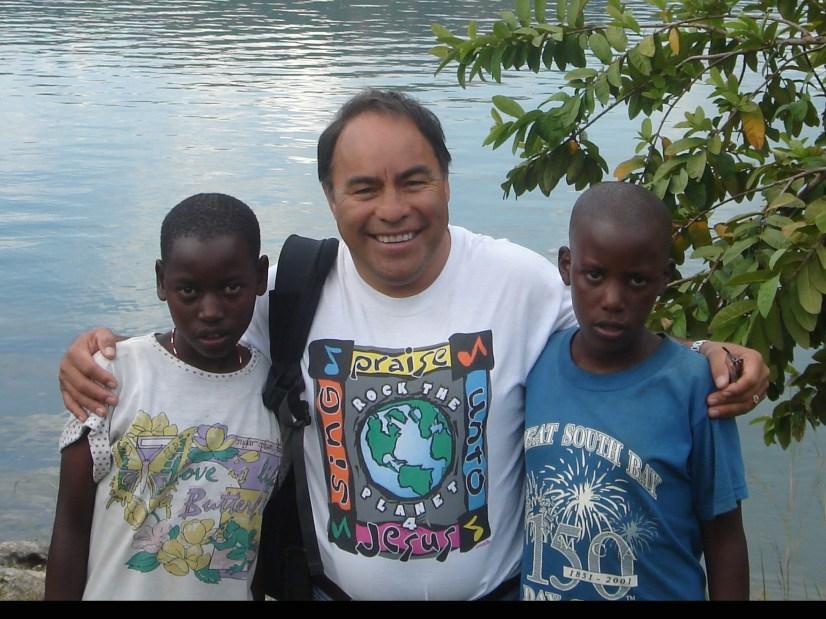 Olivia & Marie - Rwandan Orphans with H.I.V