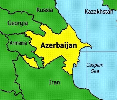 azerbaijan-map