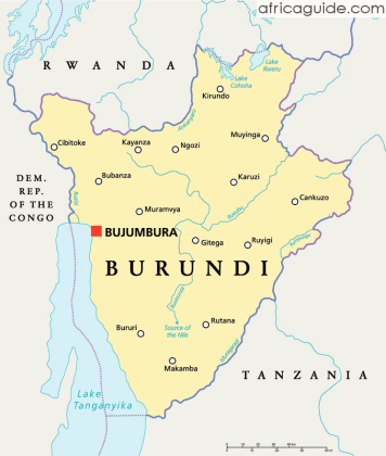 burundi_political_map