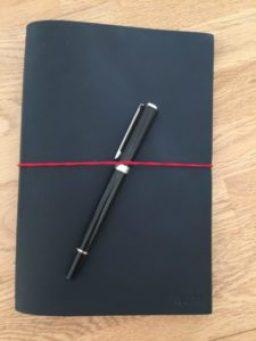 Notizbuch Grand Voyageur XL