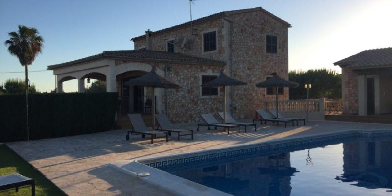 Ferienhaus: Schöne Finca auf Mallorca mit leichten Mängeln