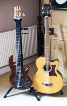 Bass lessons in Eastleigh