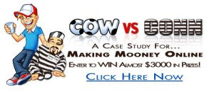 John Cow Cowpetition? over $3000 in prizes