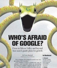 Who's Afraid Of Google