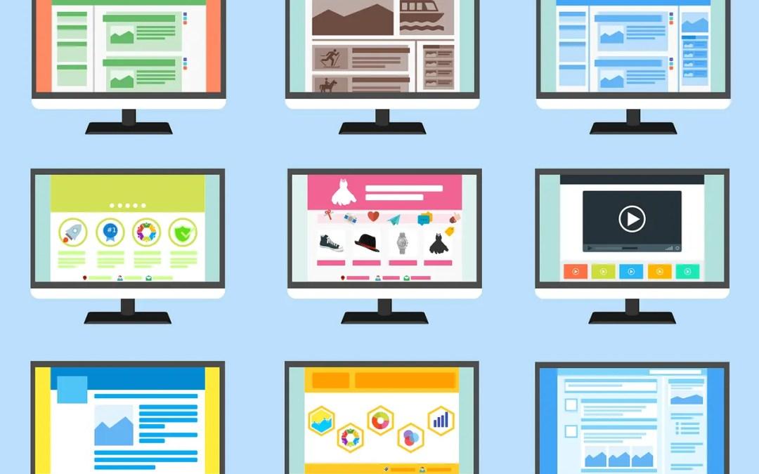 4 Major Ways A Professional Website Enhances Your Marketing