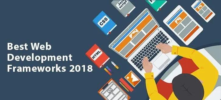 The Best Web Development Frameworks 2018