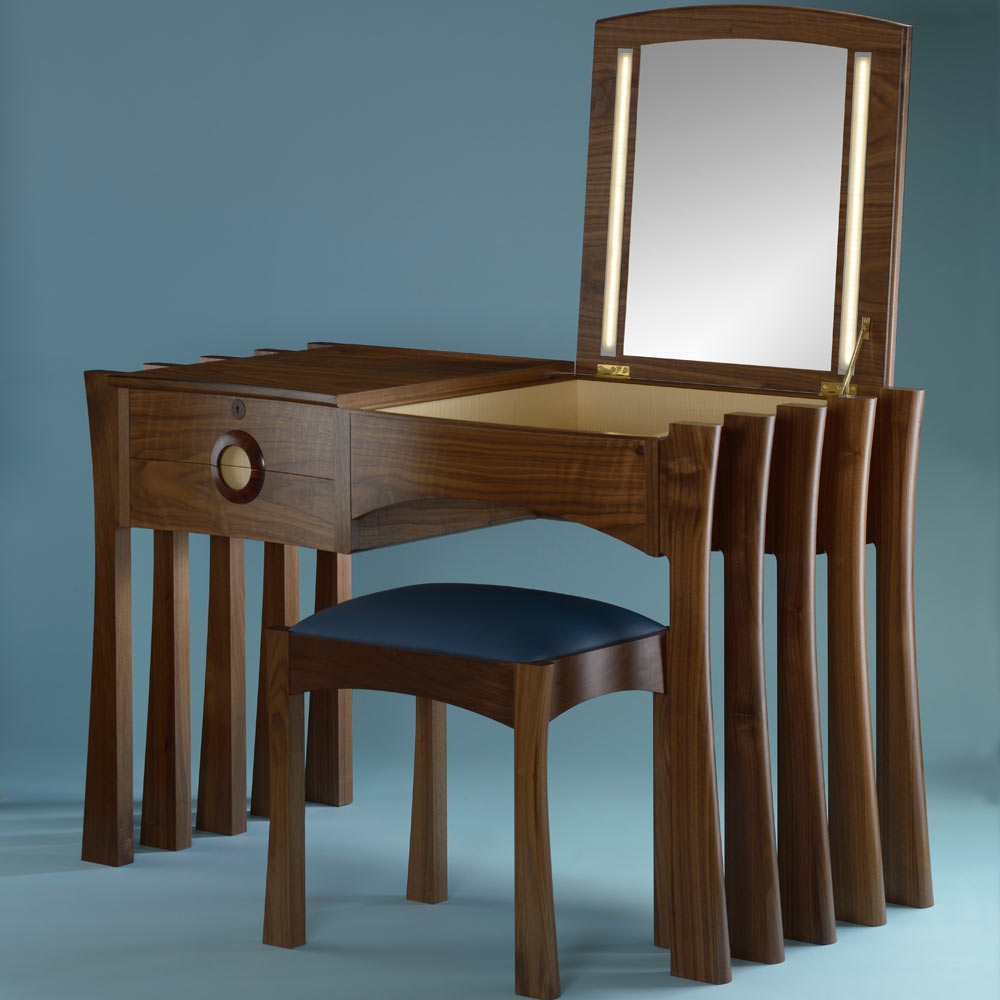 Annie's dressing table